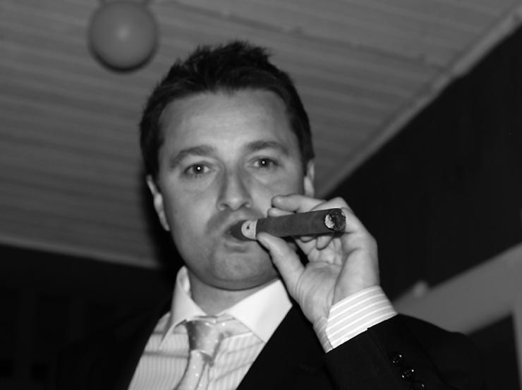 Cigarrökaren