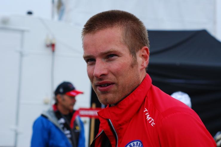 Vinnare Emil Wingstedt