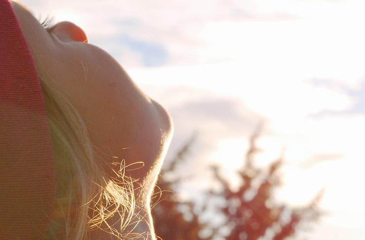 Älskar solen