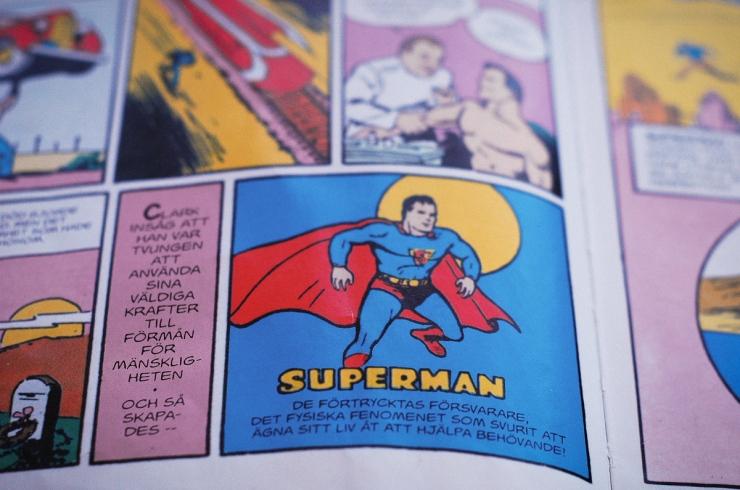 _..och så skapades Superman