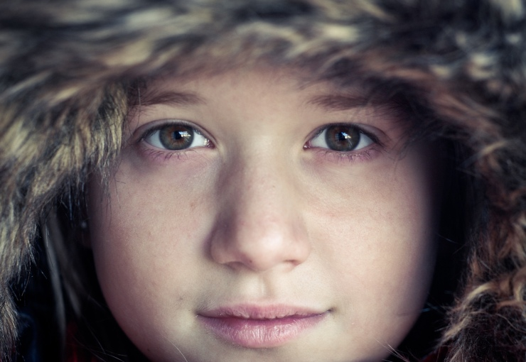 Artic girl