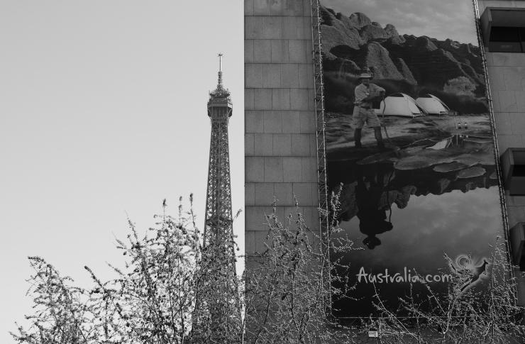 Eiffel vs Australia