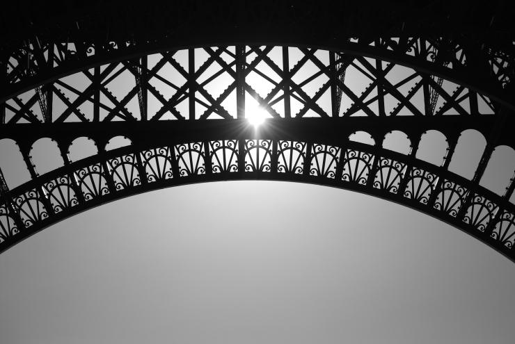 Design of La tour Eiffel