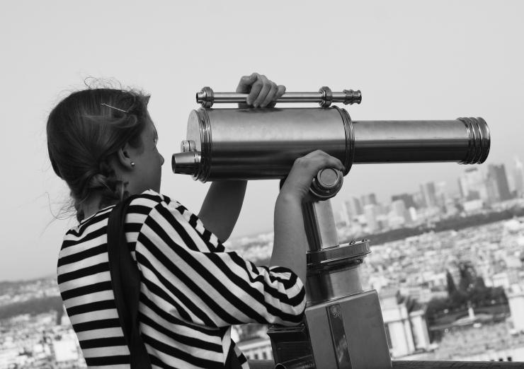 Paris in sight