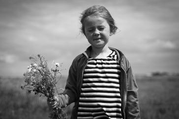 Blomsterflicka