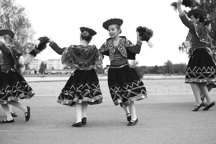 Peruansk dans