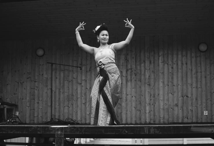 Thai dans