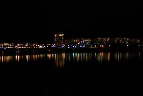 Ljus i natten