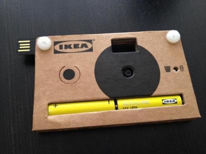 IKEA Knäppa