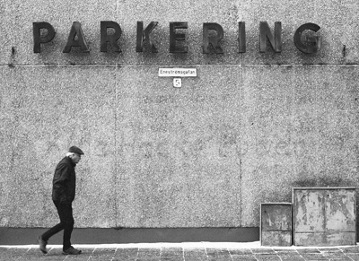 """Ahlmarkshuset - """"Parkering"""""""