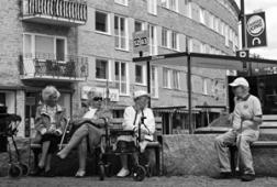 Haga - Damernas bänk