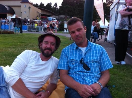 Mattias och Petter