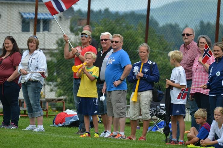 Norska fans