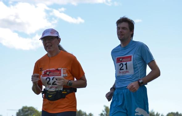 Ulla och Peter Lembke sida vid sida