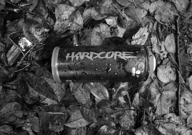 Hardcore Spray