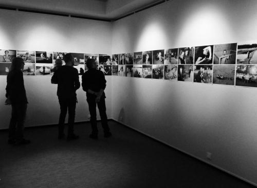 """Fotoutställningen """"Familjealbum"""" Värmlands Museum"""
