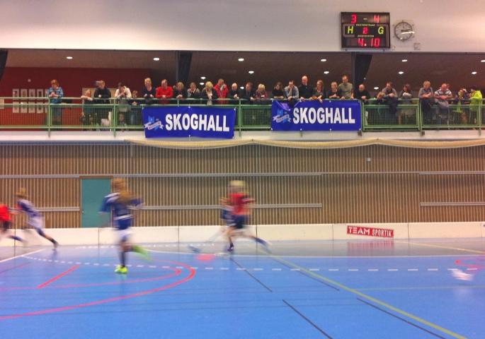 Supporters till Skoghalls IBK