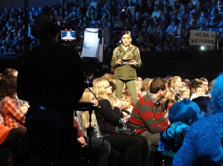 Gina Dirawi Melodifestivalen 2013