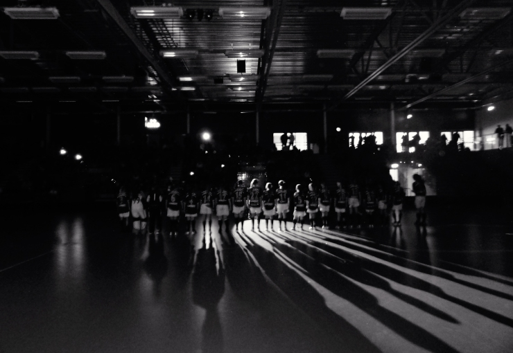 Line up Skoghalls IBK - Final Lilla VM