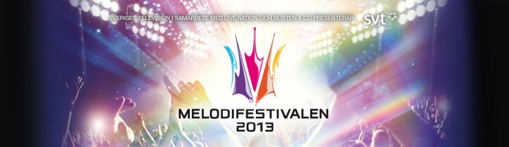 Melodifestivalen 2013 logo
