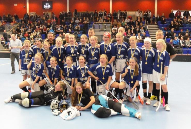 Skoghalls IBK F00 - Segrare Lilla VM 2013