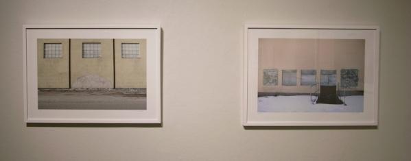 Två fasader av Claes Thimar
