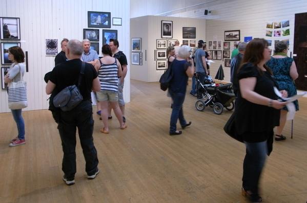Utställningshall Värmlands museum 100 lpm