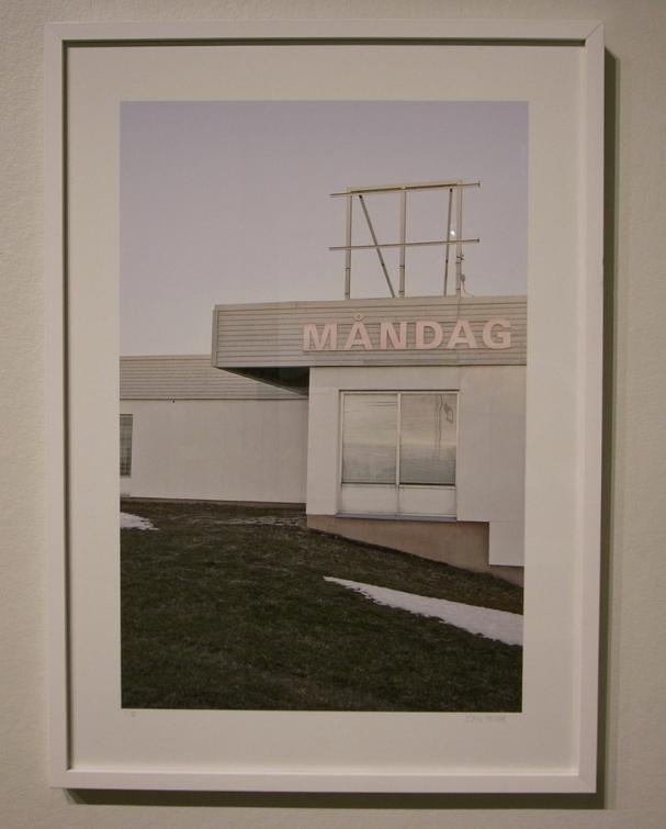 Måndag av Claes Thimar