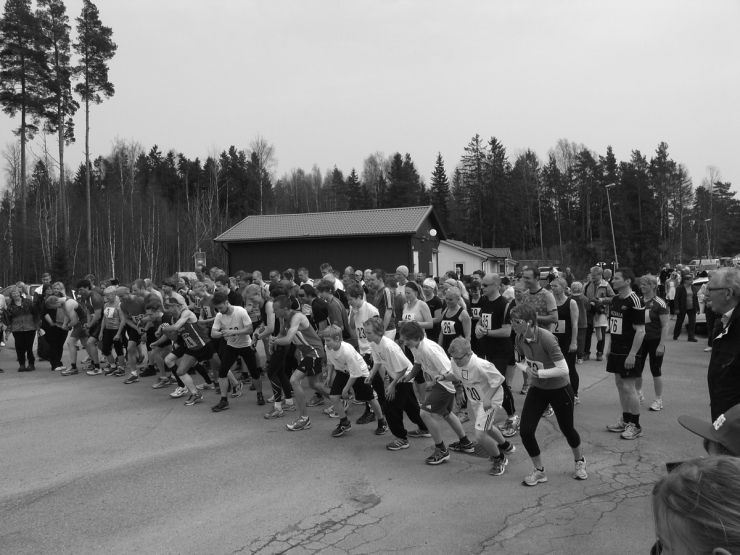 Start Väserundan 2013