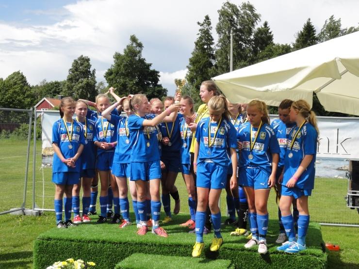 QBIK f00 tvåa och silver i AIK Elit Cup 2013
