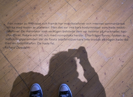 Fotoutställning av Jens Assur på Värmlands Museum