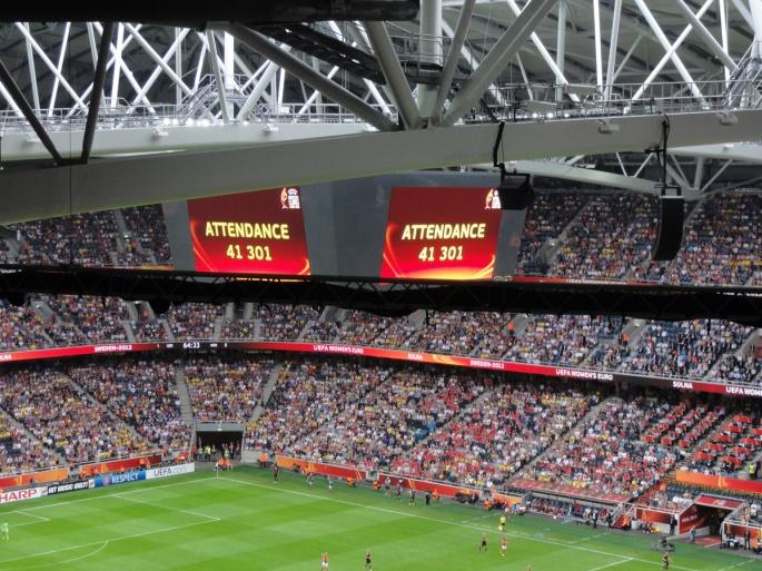 Publik 41.301 personer