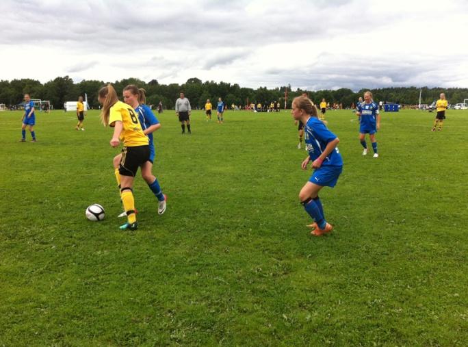 Match QBIK vs Rönninge Salem