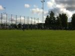 Morgonmatch mot Ekerö