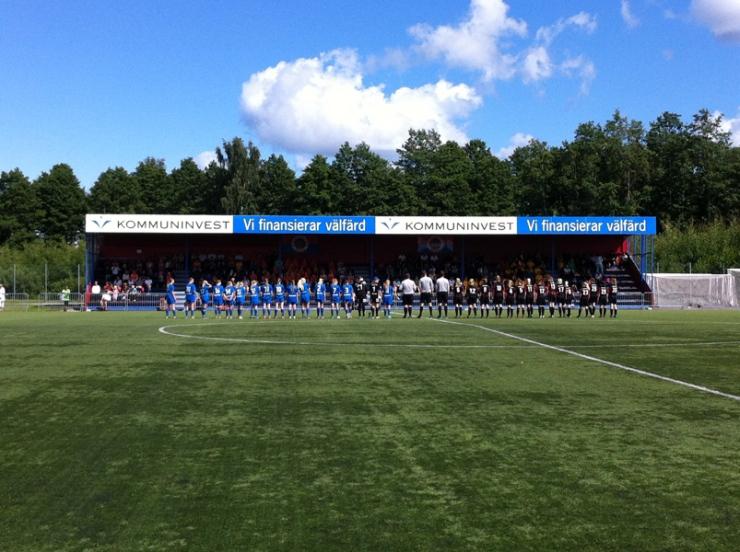 Line up inför finalen i Örebrocupen