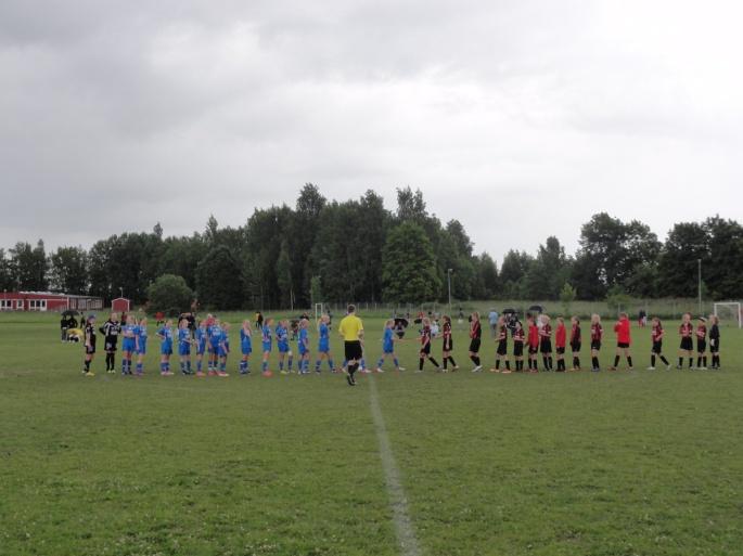 Line up Match QBIK vs PK-35