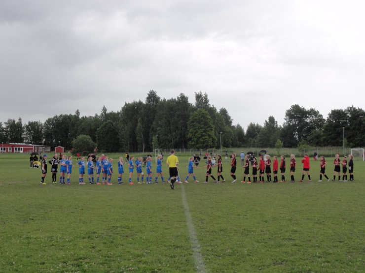 Line up Match QBIK vs PK-35