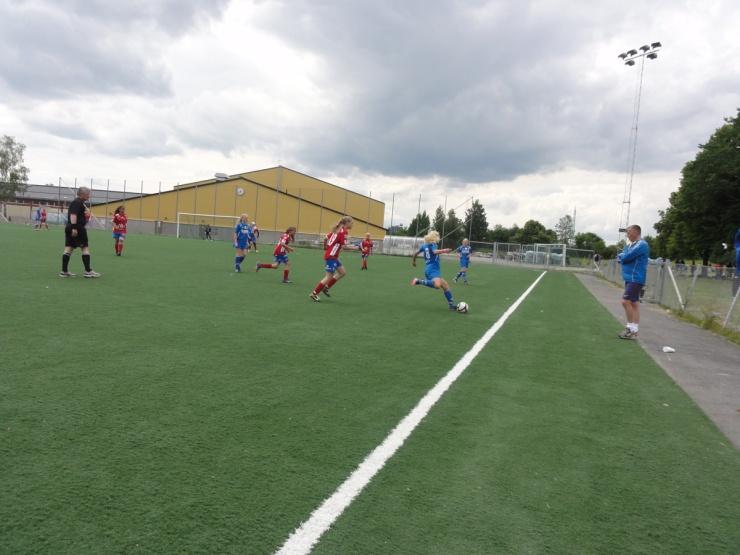 Match mot KIF Örebro