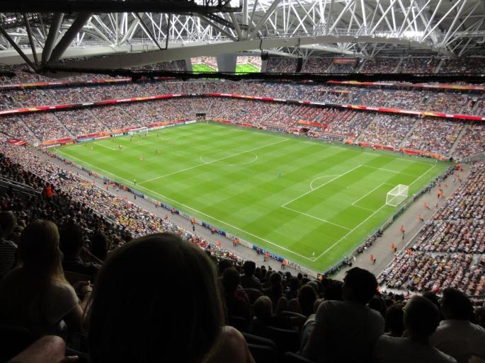 EM-Final på Friends Arena 2013