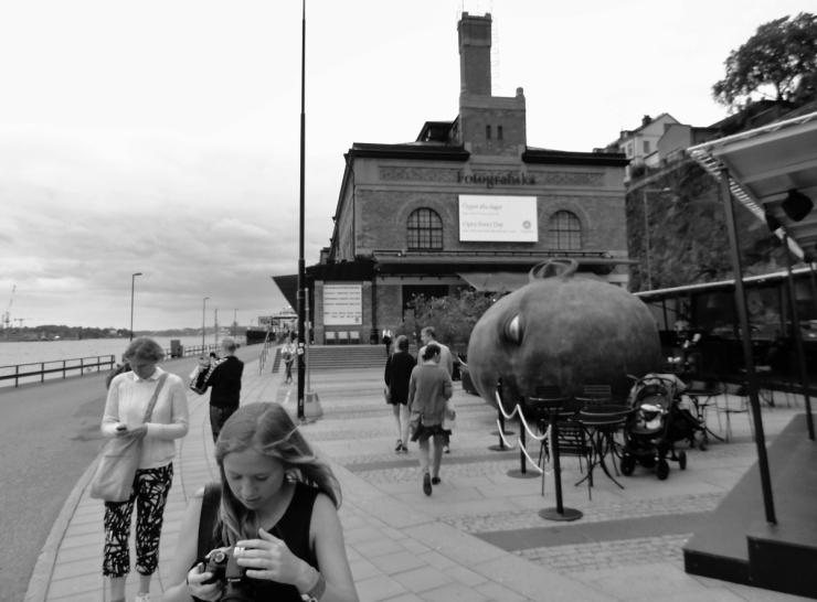 Entré fotografiska muséet i Stockholm