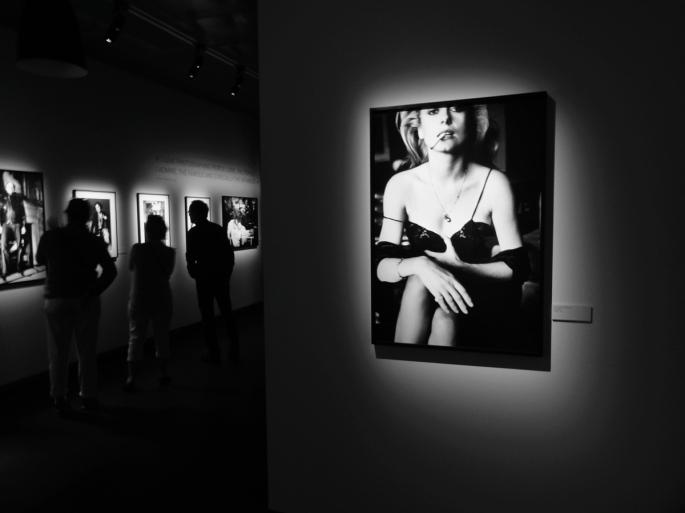 Helmut Newton på Fotografiska i Stockholm