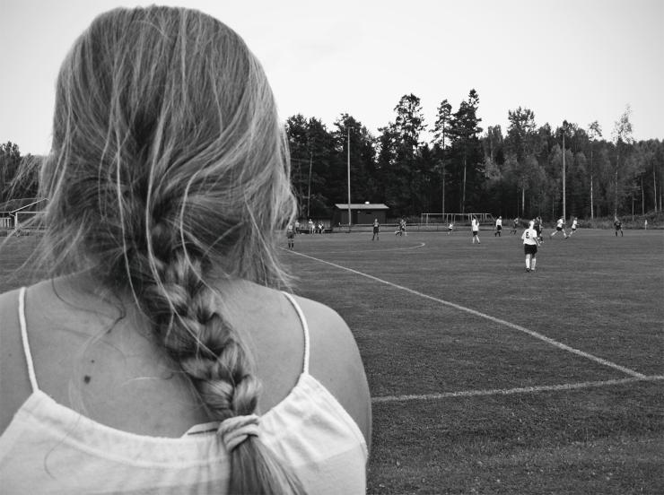 Fotboll i Värmskog