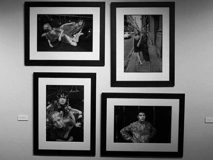 Modebilder från Paris av Carl-Johan De Geer