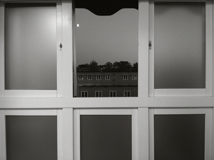 Ett öppet fönster
