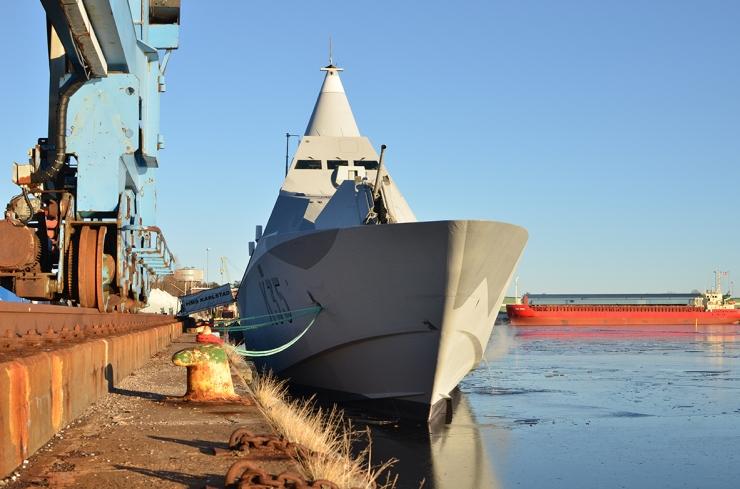 HSM Karlstad K35 - Stealth