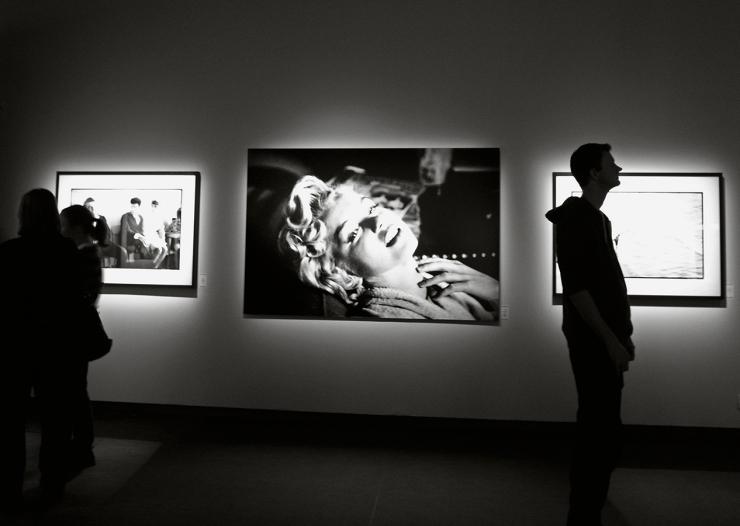 Elliott Erwitt - Marilyn Monroe