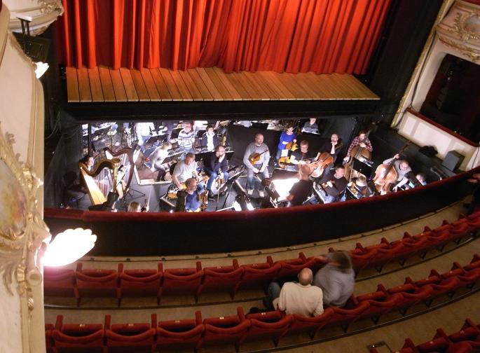 Orkesterdiket Wermland Opera