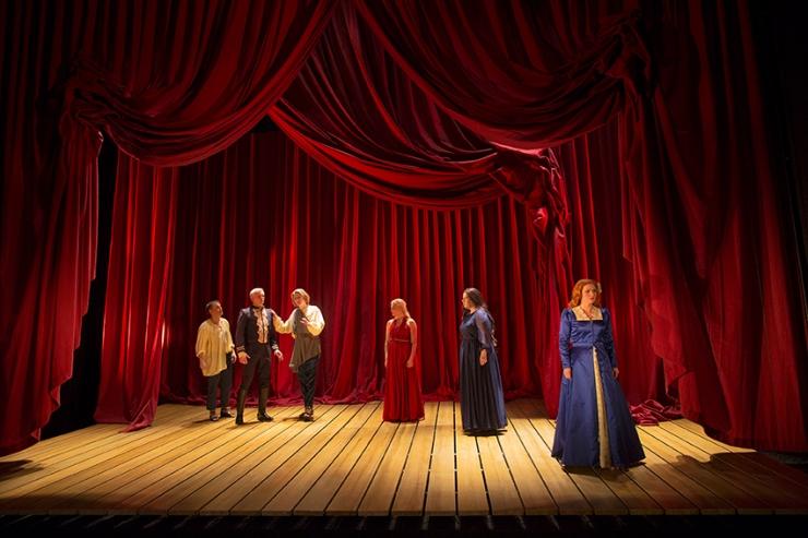 Wermland Opera L'Orfeo - Foto: Mats Bäcker