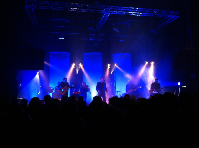 Weeping Willows Pustervik, Göteborg 2014
