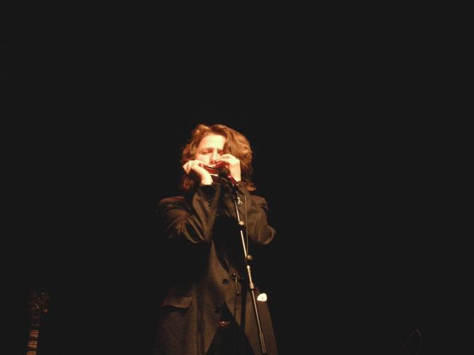 Nina Ramsby på Scalateatern 2014